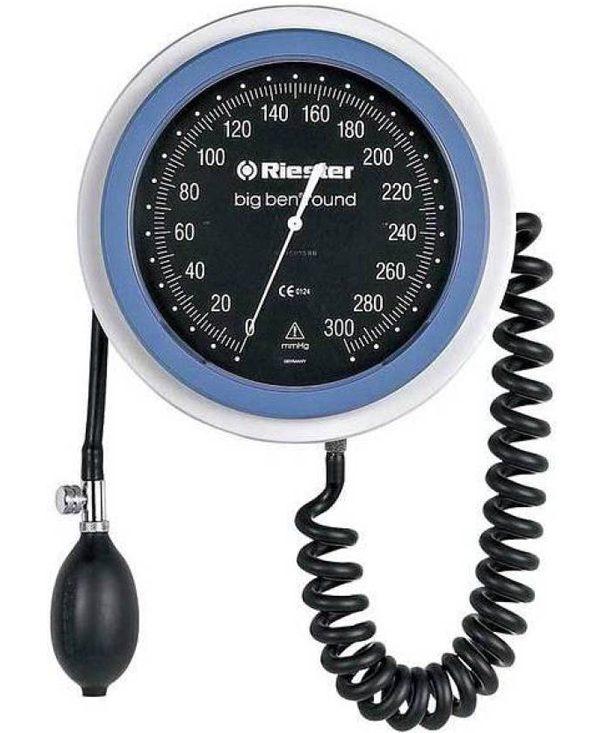فشار سنج عقربه ای ساعتی ریشتر Big-Ben 1459