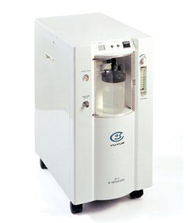 اکسیژن ساز ۵ لیتری با نبولایزر یوول مدل ۷F-5W