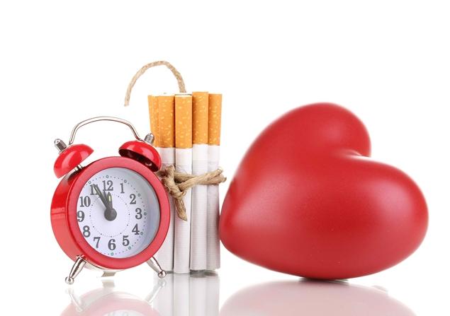 سیگار کشیدن و فشار خون