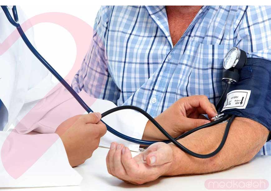 ده راه کنترل افزایش فشار خون