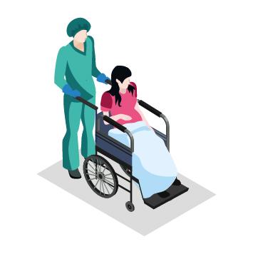 دستکش طبی از انگشت تا مچ هارمونی – مدی آلمان – Medi