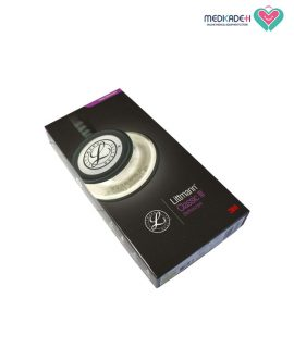 گوشی پزشکی،گوشی لیتمن کلاسیک 3 مشکی-دودی مدل Littmann classic III Black smok 5811
