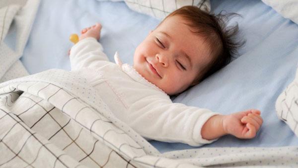 بخور سرد در خواب نوزاد