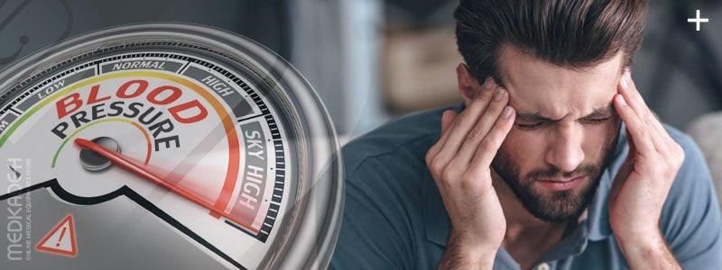 علائم، علت و درمان فشار خون بالا