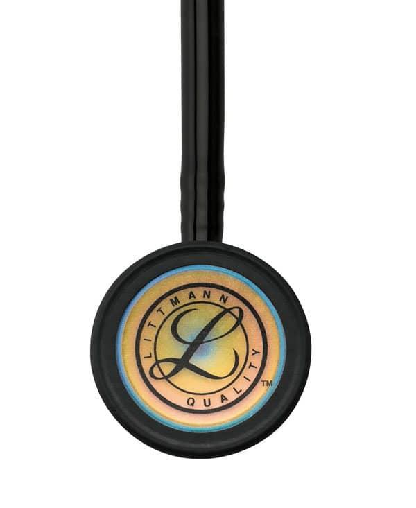 گوشی لیتمن کلاسیک ۳ مشکی رنگین کمانی مدل ۵۸۷۰