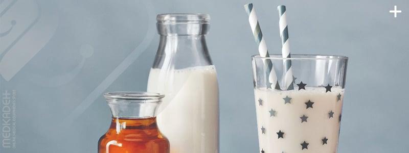9 جایگزین غیرلبنی عالی به جای شیر