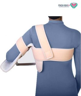 ابداکشن بریس شانه Shoulder Abduction Brace طب و صنعت