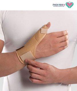 شست بند آتل دار Thumb Spica Splint with Bar