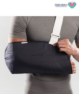 آويز دست شانه ای Arm Sling Soft Orthopedic Sling