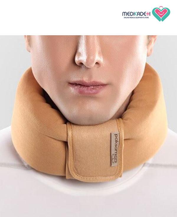 گردنبند طبی نرم پاک سمن