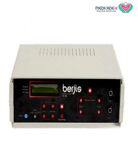 دستگاه فیزیوتراپی دیجیتالی 2 کاناله 400 هرتز برجیس مدل Berjis SL400 new