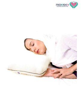 بالش طبی مموری فوم پروانه ای ورنا Butterfly memory foam medical pillow Verna