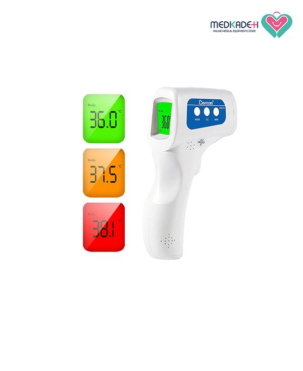 ترمومتر (تب سنج) دیجیتال لیزری برکام (۶ ماه گارانتی) Berrcom