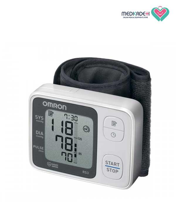 فشارسنج امرن مدل Omron RS3 Blood Pressure Monitor RS3