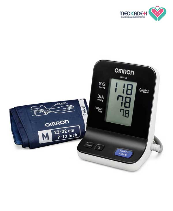 فشارسنج دیجیتال امرن مدل Omron HBP 1120 Blood Pressure Monitor HBP 1120