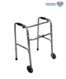 واکر تاشو چرخ دار ایرانی Wheeled folding walker
