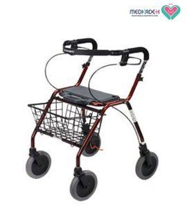 واکر چهارچرخ بدون جاپایی (ایرانی)