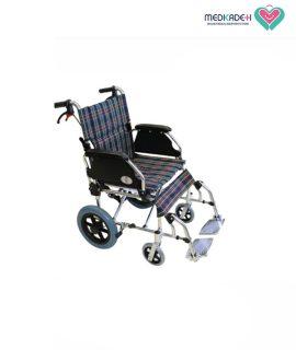 ویلچر آلومینیوم مسافرتی Aluminum wheelchair 863LAJ-12