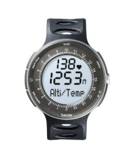 نمایشگر مچی ضربان قلب بیورر مدل Beurer PM90 Wristband Heart Rate Monitor